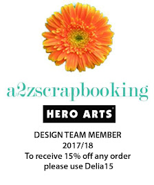 a2z Scrapbooking Design Team Member 17/18