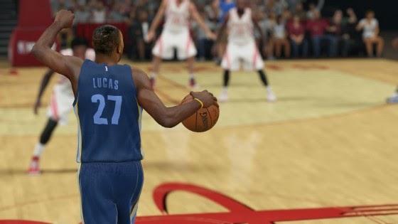 NBA 2K15 Roster Update Details 11/05/14