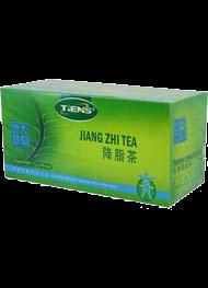 teh hijau tiens jiang zhi tea pembakar lemak cepat alami