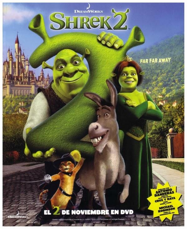 Shrek 2 – Full HD 1080p