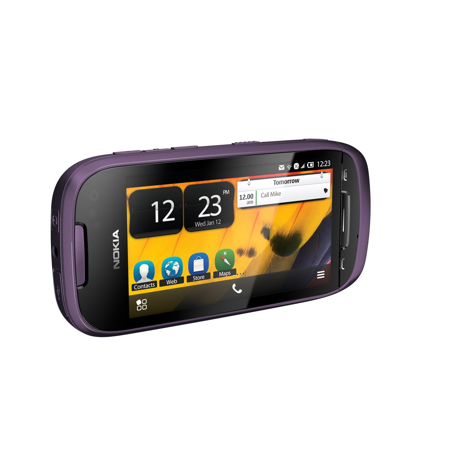 nokia 701 nokia sbrightest smartphone thenokia 701 is a sleek