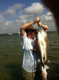Redfish, JustGoFishin.com