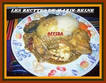 Sauce gombo frais au poulet fume recettes ivoiriennes - Recette de cuisine ivoirienne gratuite ...