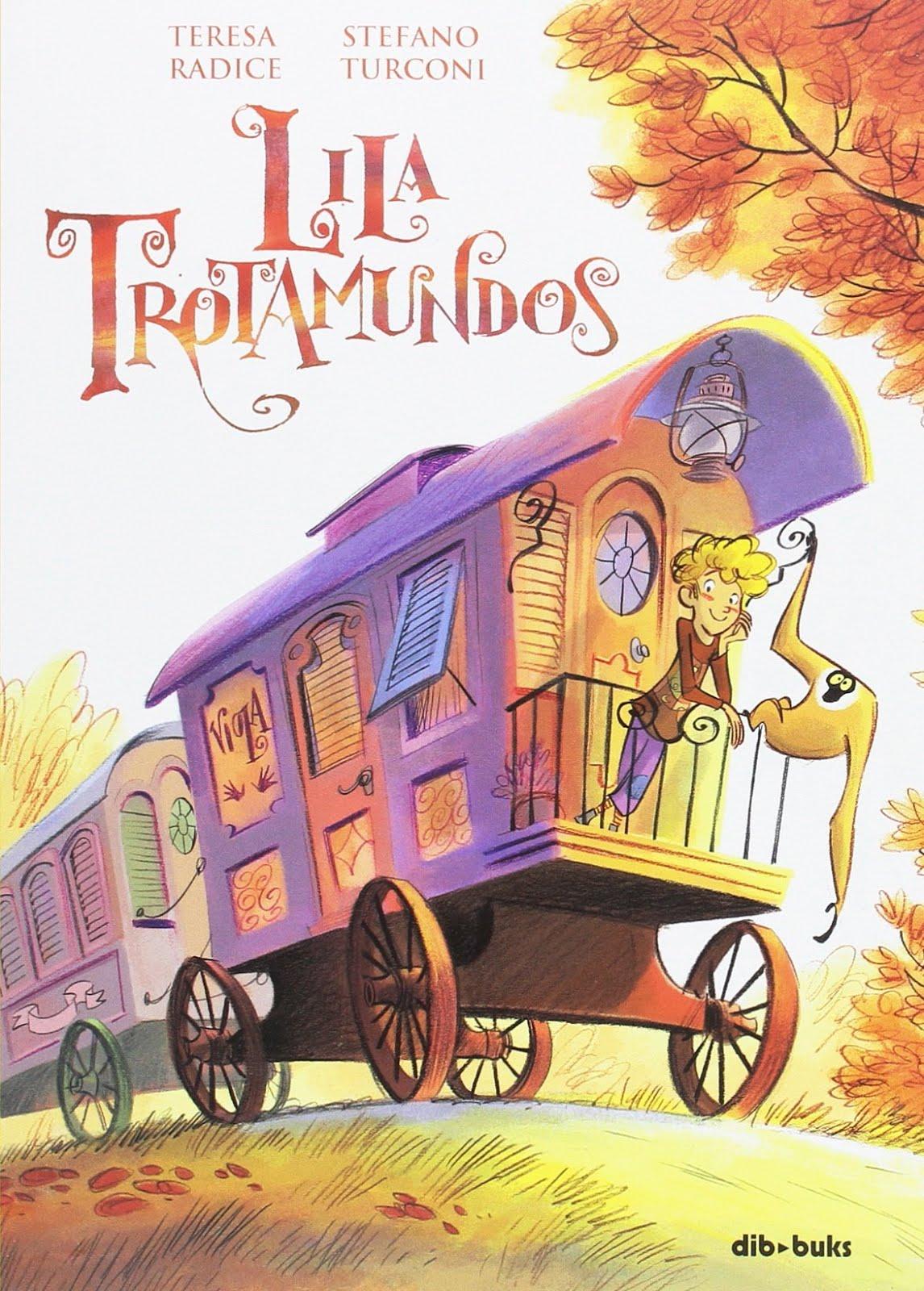 In spagnolo: Lila Trotamundos (2017)