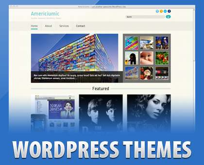 Free Americiumic Clean and Elegant Magazine WordPress Theme