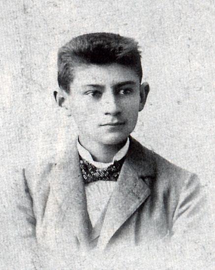 Franz Kafka Kısaca Hayatı, Özet Biyografisi Hakkında Bilgil