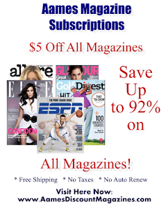 magazine discount edina subscription