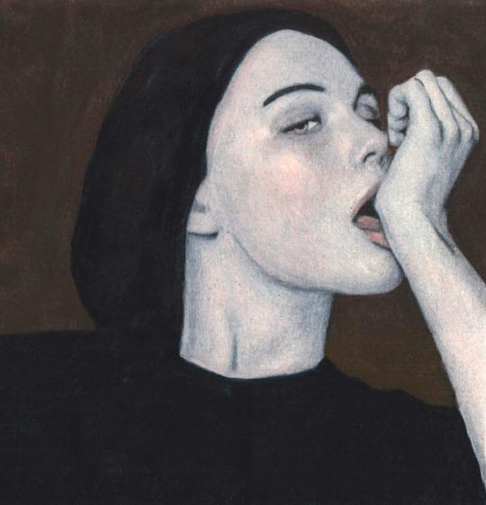 του Nickie Zimov ενας νεαρός εξαιρετικά αισθησιακός καλλιτέχνης.
