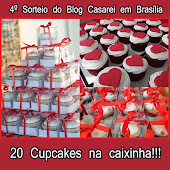 Sorteio de Cupcakes