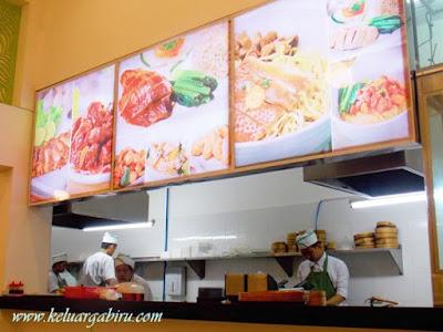 Open Kitchen di Noodle House & Kitchen Malang