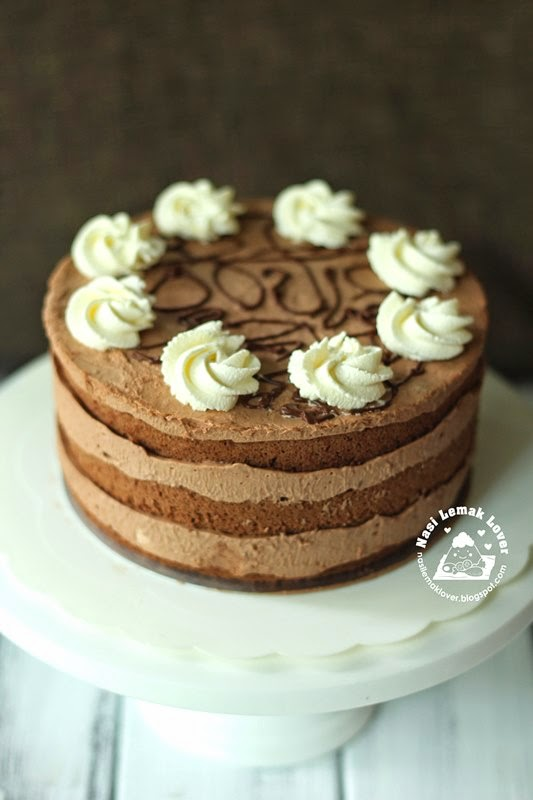 Chocolate Cake Mousse Icing Recipe