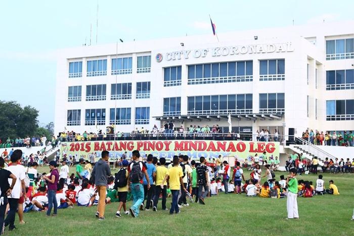Batang Pinoy 2015 Results