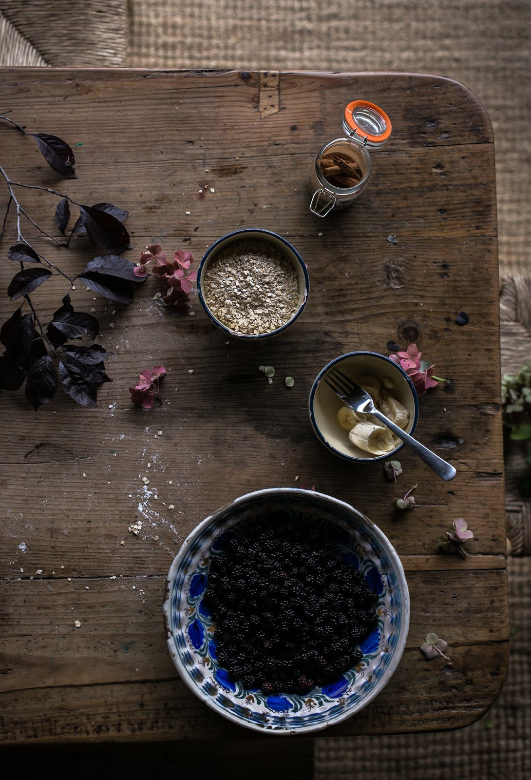 La Cocina de Carolina: Galletas de avena veganas