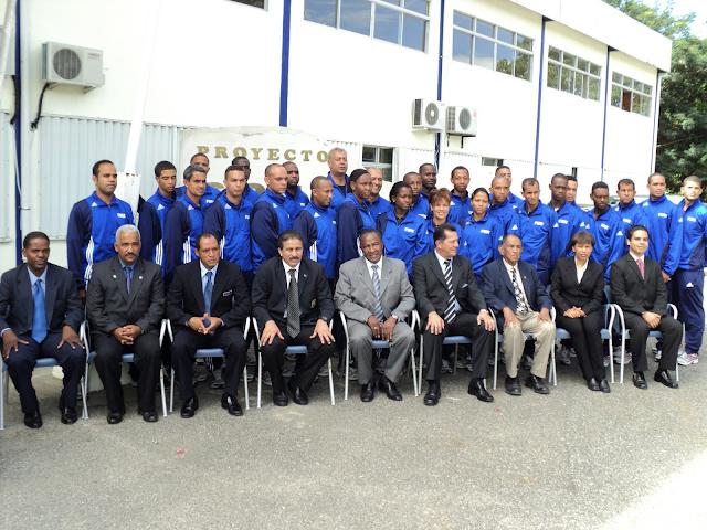 Arbitraje dominicano vivirá nuevo curso FIFA en el país