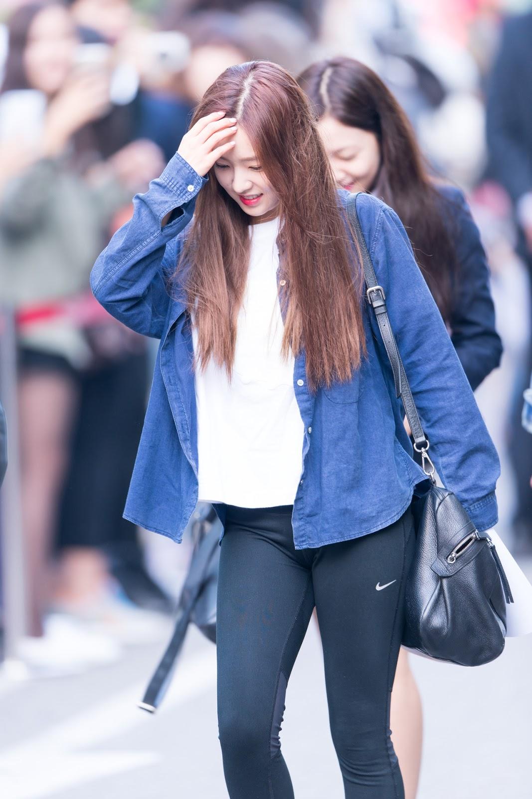 Red Velvet Irene Airport Fashion Official Korean Fashion