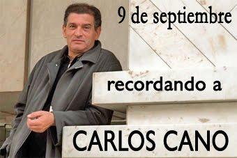 El granadino Carlos Cano