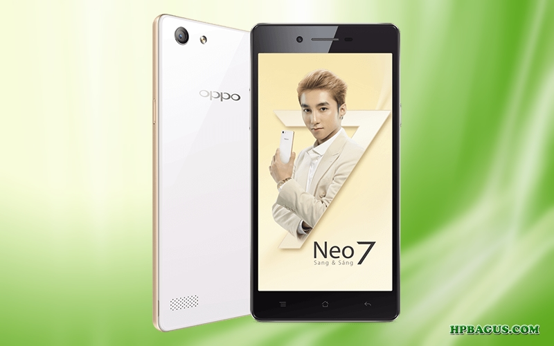 Harga Oppo Neo 7 4G Dan Oppo Neo 7 3G, Smartphone Android Berlayar 5 Inci 2 Jutaan