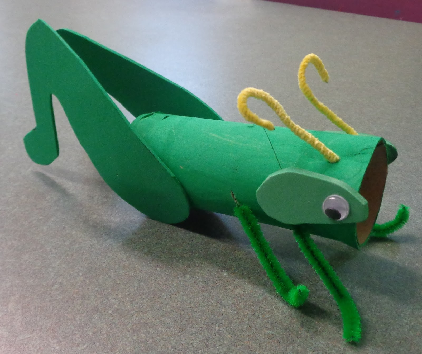 Insect Crafts For Preschoolers Pinterest