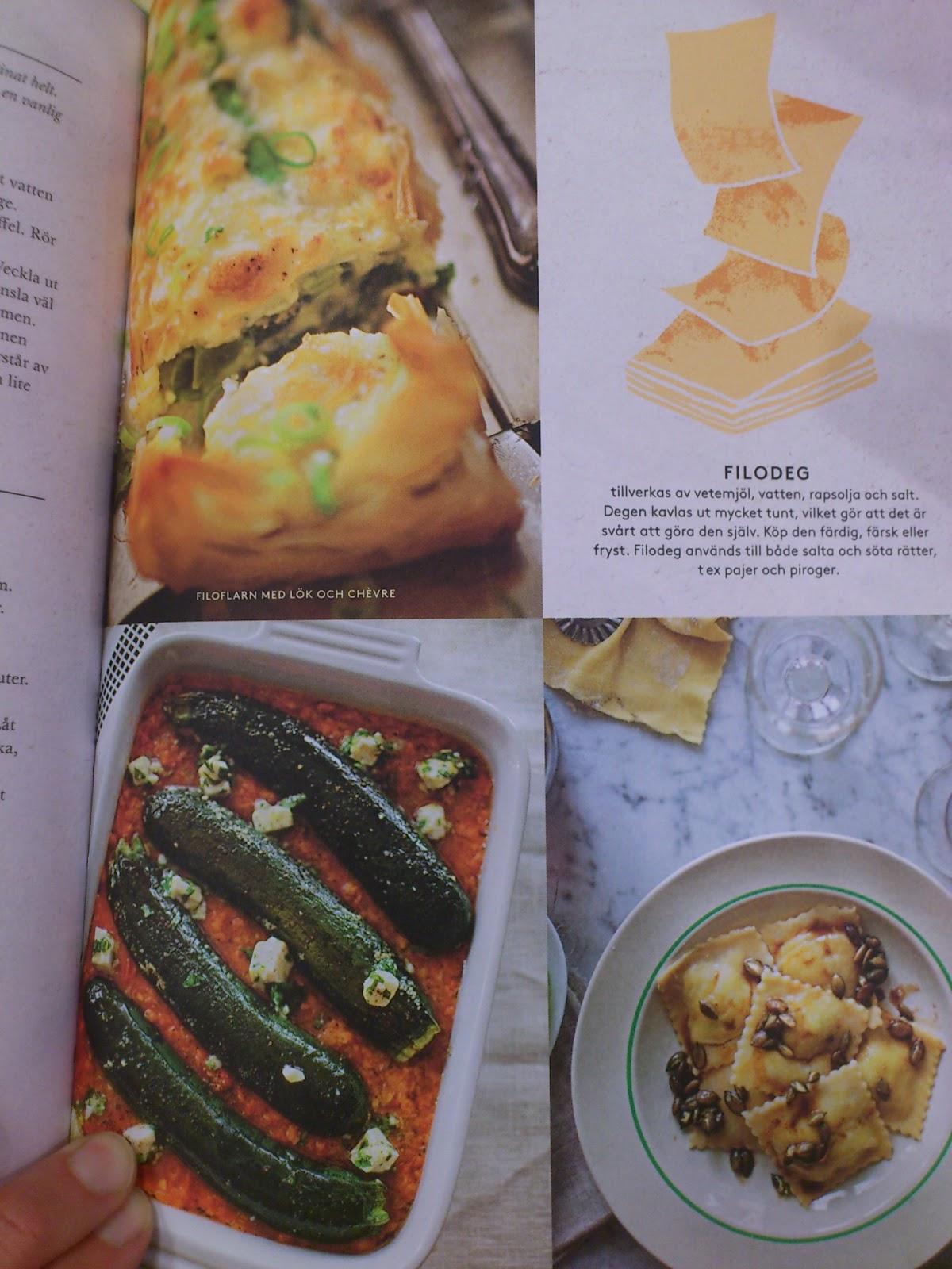 vegetarisk kokbok för nybörjare
