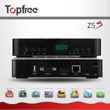 Atualizacao do receptor Topfree Z5s V5.17B