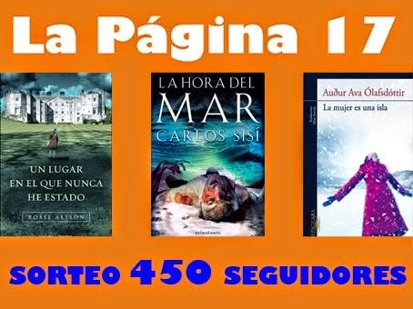 http://lapagina17.blogspot.com.es/2014/12/sorteo-450-seguidores.html
