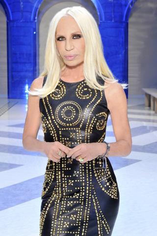 Versace colección para H&M