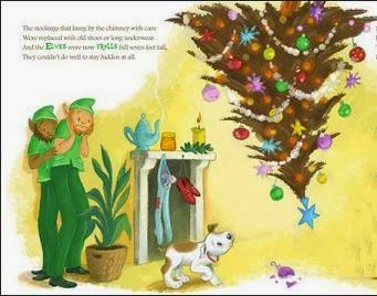 Santa's Zany Wacky Just Not Right Night Before Christmas sample 2