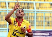 Sriwijaya FC vs Persegres Gresik 1-0 Video Gol