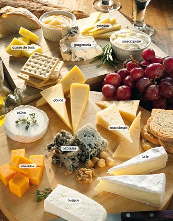 La abad a de los quesos preparar una tabla de quesos for Como hacer una tabla para picar de madera