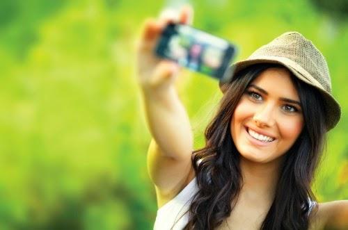 foto selfie Menarik dan Keren