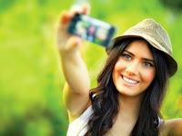 Cara Mudah foto selfie Menarik dan Keren di Smartphone