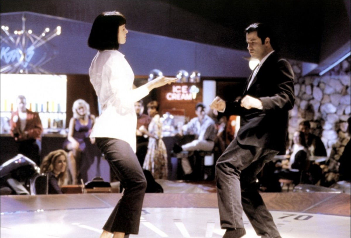 a review of pulp fiction a famous film by quentin tarantino All of quentin tarantino's films, ranked best to worst  his breakout moment came with the release of pulp fiction in 1996, which is undoubtedly one of the most famous cult movies of all time .