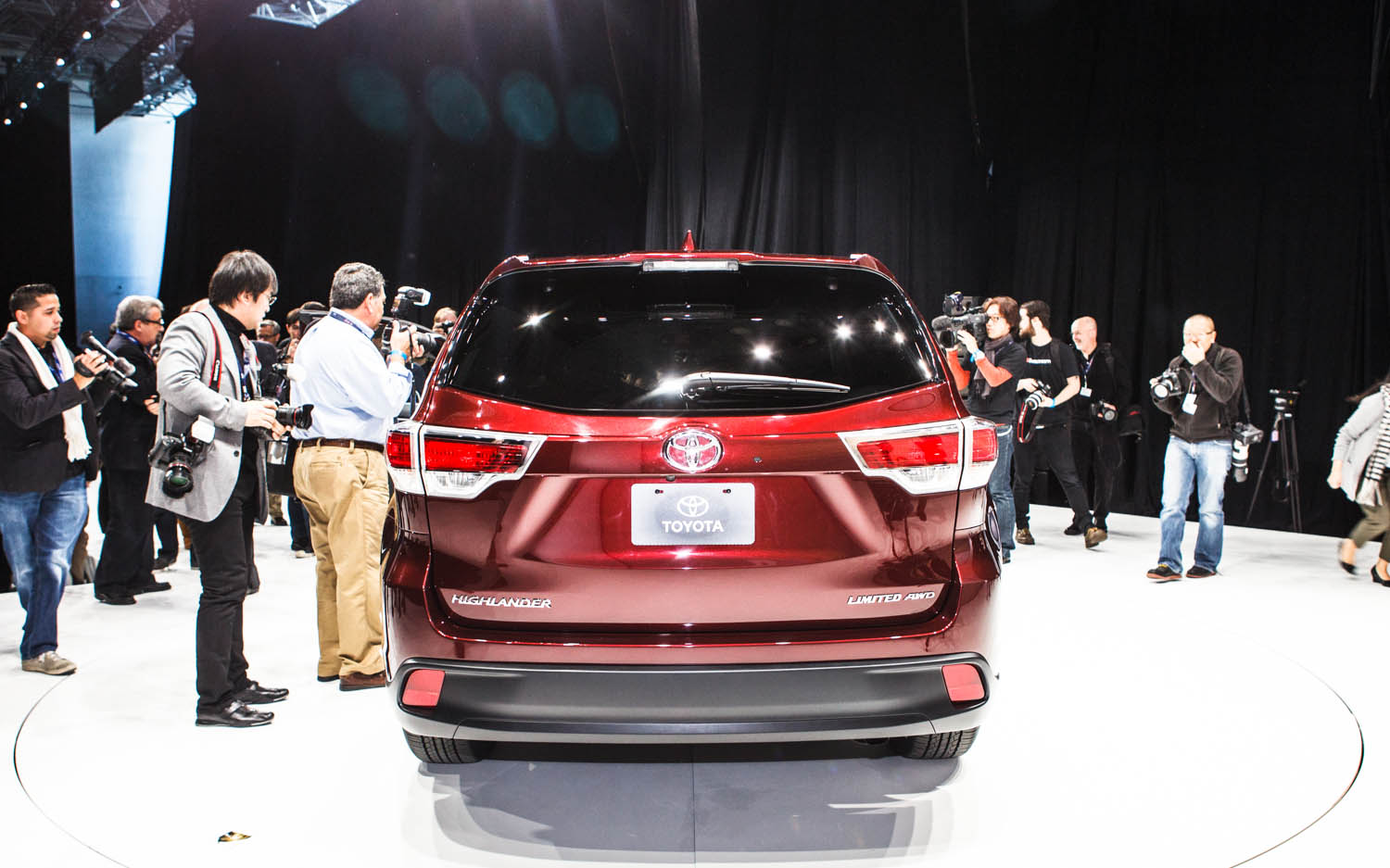 First Look:2014 Toyota Highlander
