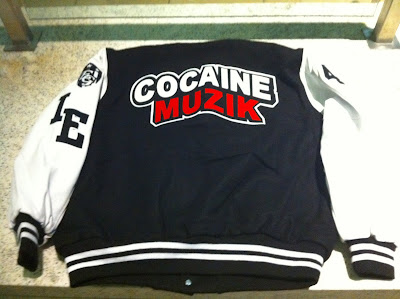 Trayvon Martin on Yo Gotti Wearing A Custom Made Cocaine Muzik X Exclusive Jacket  Yo