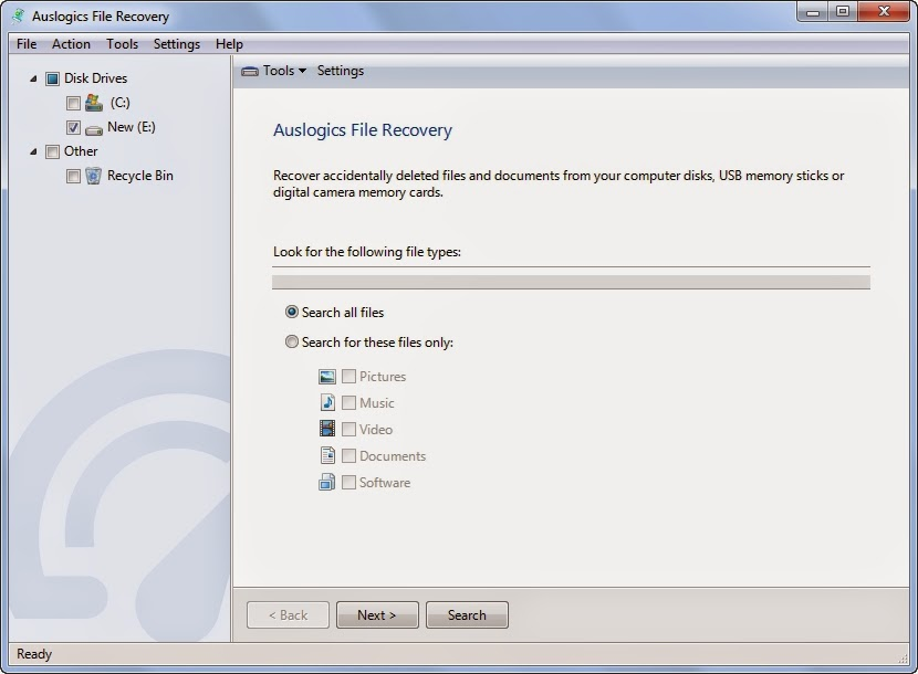 Auslogics File Recovery 5 Full Crack