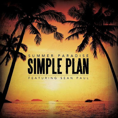 Photo Simple Plan - Summer Paradise (feat. Sean Paul) Picture & Image