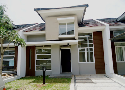 rumah minimalis tampak depan on Hi, Welcome: CLOSED - CLUSTER BINTARO PARK