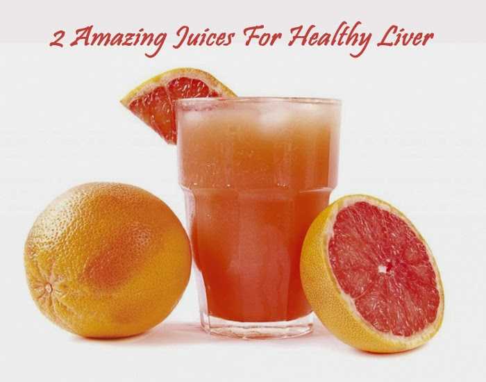 2 Amazing Juices For Healthy Liver