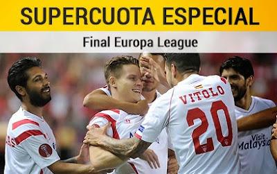 bwin super cuota especial Final Europa League