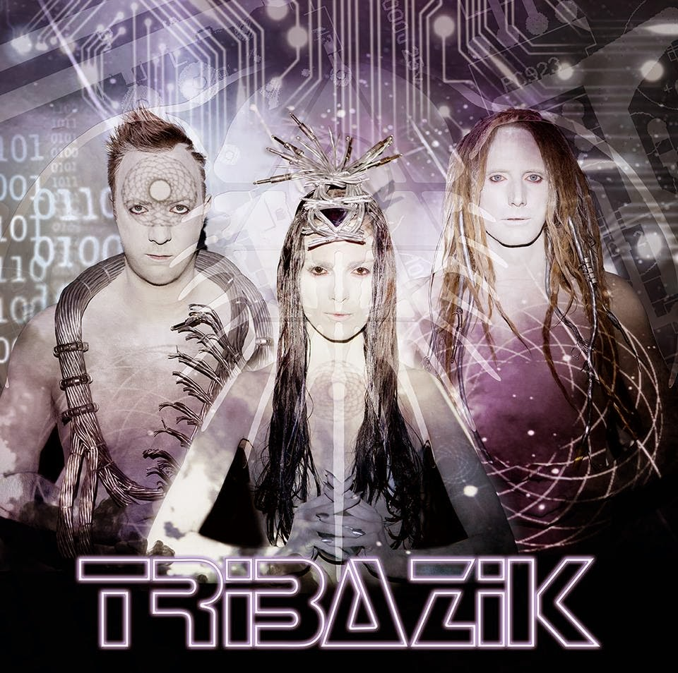 Tribazik unveil new video for Life Force Energy