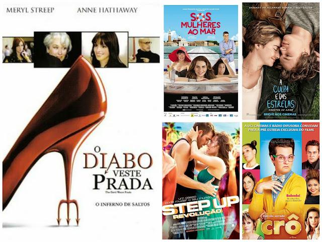 ♥ Vídeo: Meus filmes Preferidos! ♥