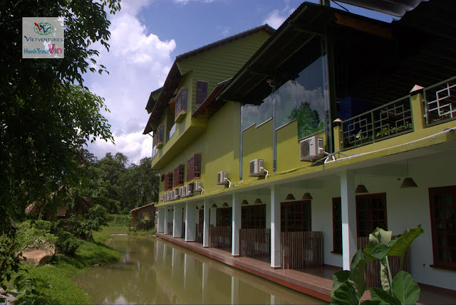 Cat Tien Jungle Lodge, Nam Cat Tien