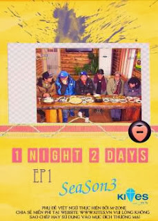 1 Night 2 Days Season 3 (Tập 5)