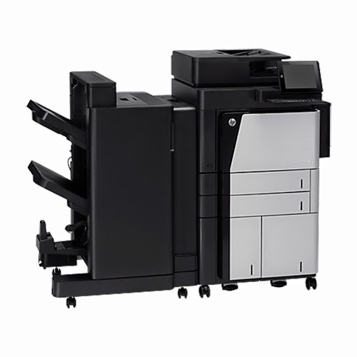 HP LaserJet Enterprise flow M830z NFC/Wireless Direct Multifunction Printer Driver Download