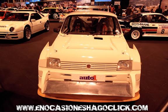Austin Metro Grupo B Madrid Motor Days