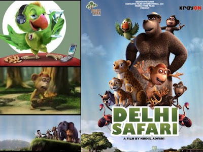 Video: Delhi Safari 5 Min Promo