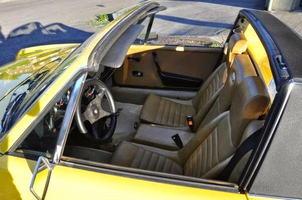 1976 Porsche 914 Yellow For Sale Buy Classic Volks