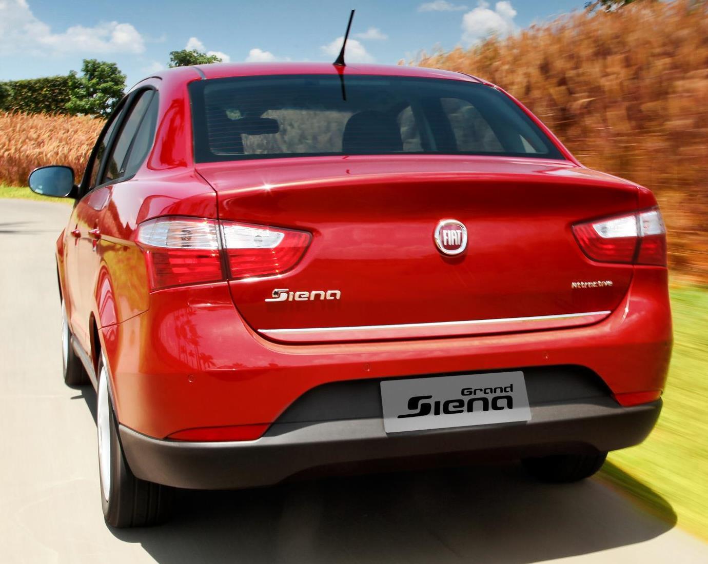 Car Mkt  Novo Fiat Grand Siena