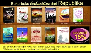 9 Novel Terbaik Lomba Republika 2012