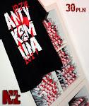 Koszulki Idzie Antykomuna już w sprzedaży!